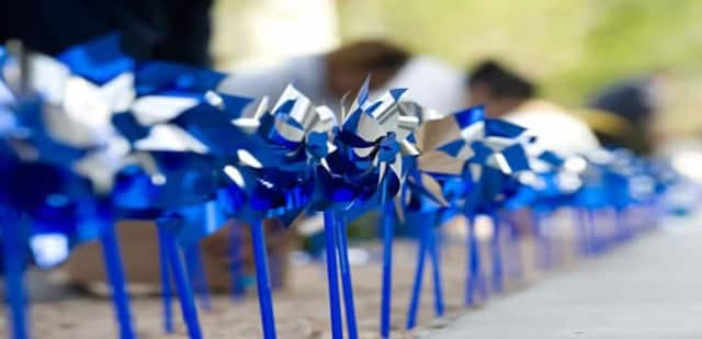 """Pinwheels for Prevention"" is the signature campaign of Prevent Child Abuse America."