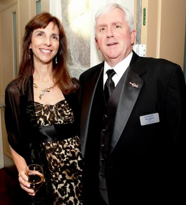Janet and Tom Sullivan, longtime Make a Wish Foundation supporters, will be honored.