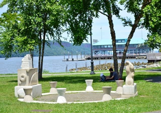 The Hudson River will be the focal point of some events planned by Yonkers for Earth Week.