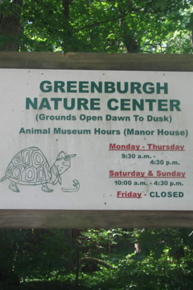 The Greenburgh Nature Center will host an Earth and Arbor Day celebration on Sunday.