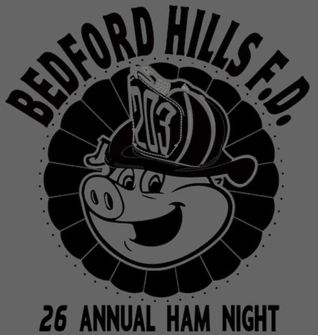 The Bedford Hills Fire Department's 26th annual Ham Night is tonight.