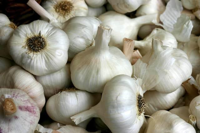 April 19 marks National Garlic Day.