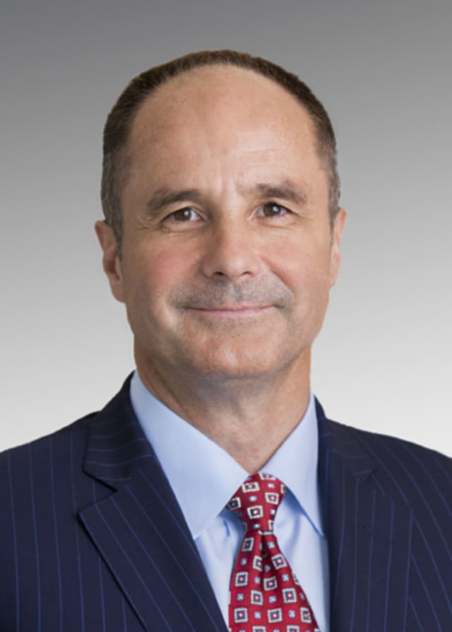 Dieter Weinand, president and CEO of Bayer Pharma.