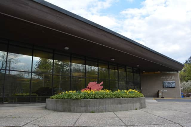 The Chappaqua Library is hosting a free suicide prevention talk Tuesday.