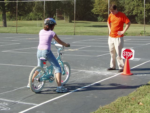Maywood Police Department is hosting a Bike Rodeo Friday at Maywood Avenue School.