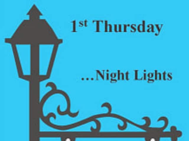 The Briarcliff Manor Chamber of Commerce is presenting the First Thursday Night Lights series starting May 7.