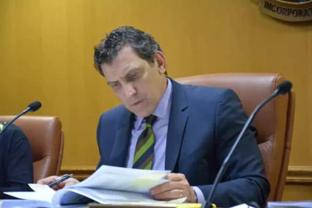 Supervisor Michael Schiliro