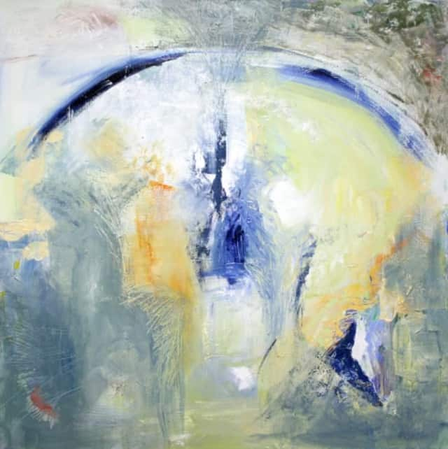 """""""Gardens & Abstrations - Jay Petrow"""" will debut on Friday, May 8 at the Wilton Library."""