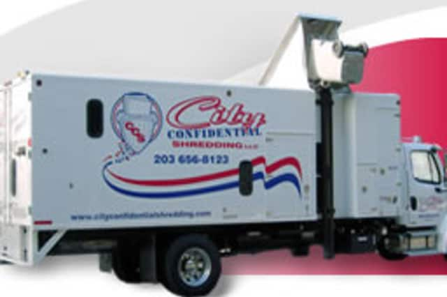 City Confidential Shredding and Darien Rowayton Bank will offer free shredding on Saturday, May 9.