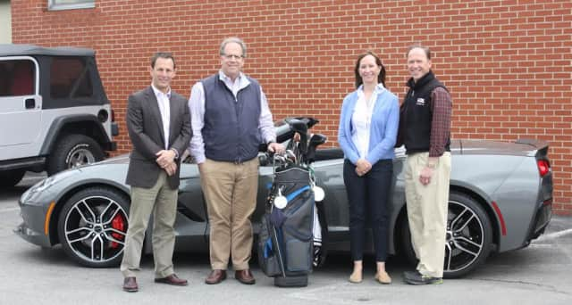 """Karl Chevrolet will again co-sponsor the hole-in-one contest for the Waveny LifeCare's """"Swinging for Seniors"""" golf and tennis outing."""