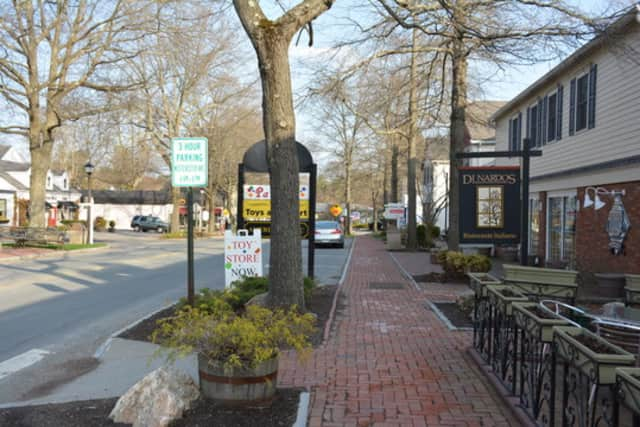 A proposed overhaul of Scotts Corners topped news in Pound Ridge last week.