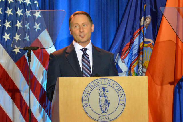 Rob Astorino's State of the County address topped last week's news in Southern Westchester County.