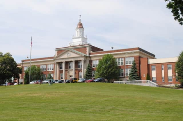 Hendrick Hudson High School dismissed students early due to the water main break.