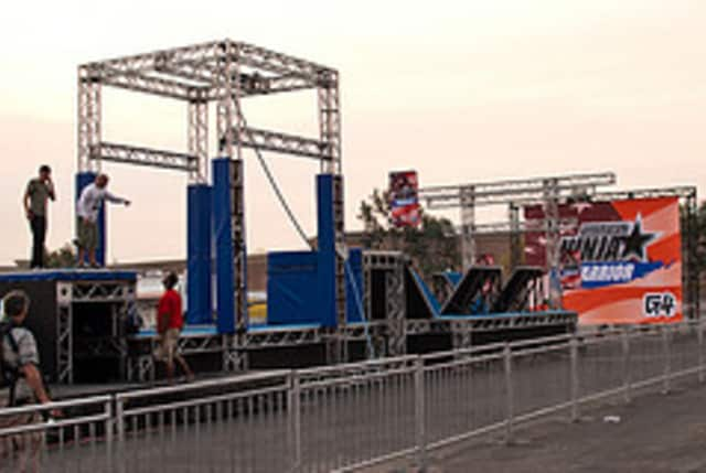 """The Guidance Center of Westchester is holding an auction for a trip to the """"American Ninja Warrior"""" finals."""