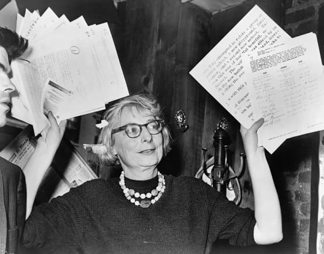 CityCenter Danbury is hosting a free 2-mile walk Sunday in honor of the late Jane Jacobs.