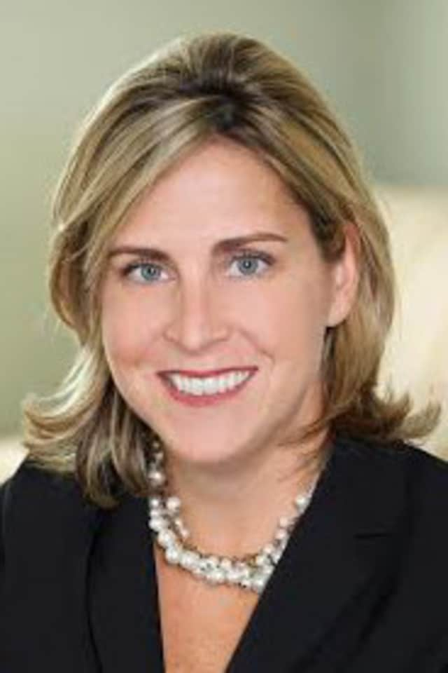 Mary Kate Gobleck, President and Founder of Reliance Merchant Services, will be honored at a Women's Forum hosted by the Ridgefield Chamber of Commerce on  Tuesday, May 12.