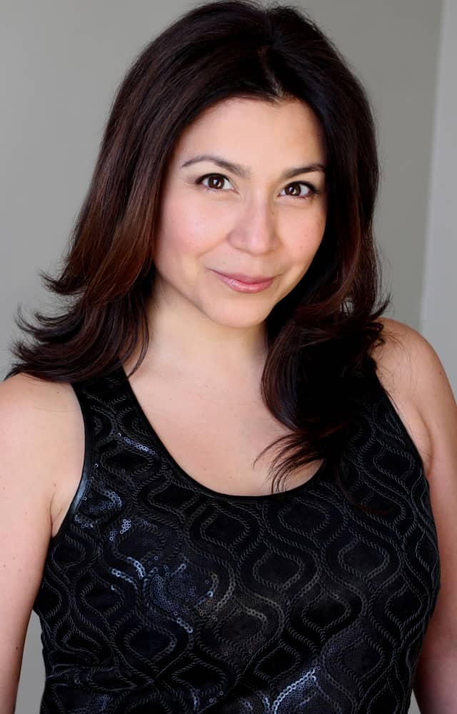 """Michelle Concha will play the role of Houdini's conflicted wife in """"Rosabelle, Believe."""""""