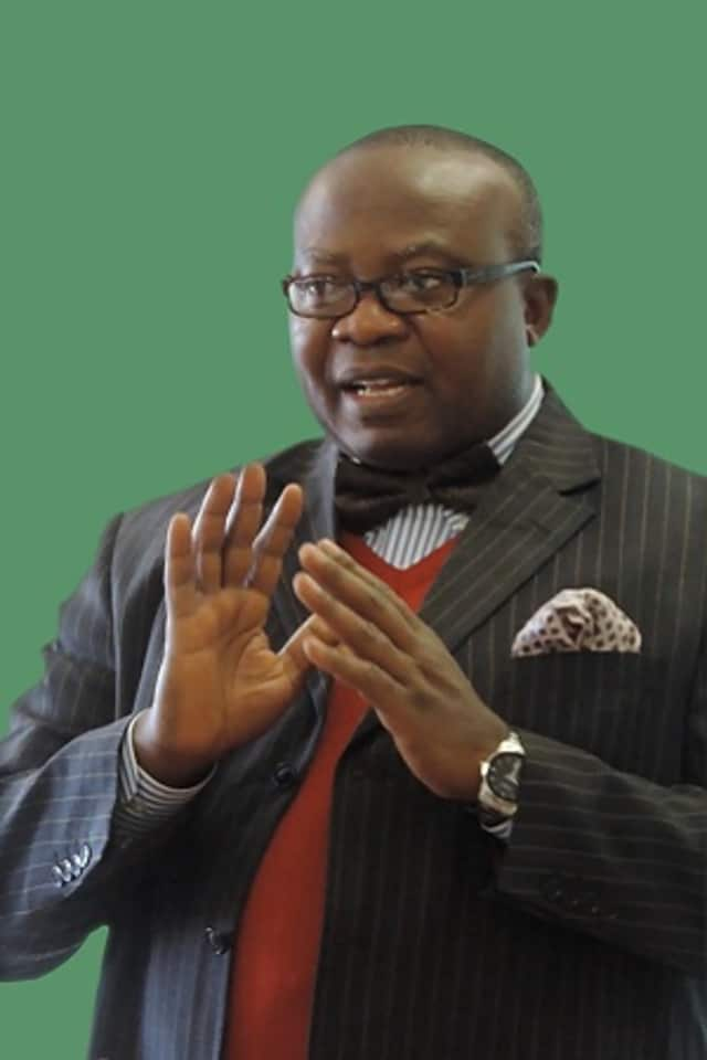 Dr. Peter Umoh teaches at the University of Bridgeport.