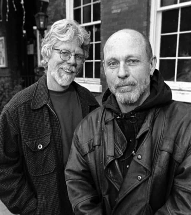 Fred Tackett, left, and Paul Barrere, both of Little Feat, will perform with Orleans at Tarrytown Music Hall.