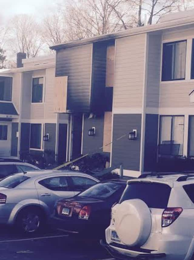 Sandra Reyes, 78, of Ridgefield died as the result of a injuries sustained in a fire on April 23.