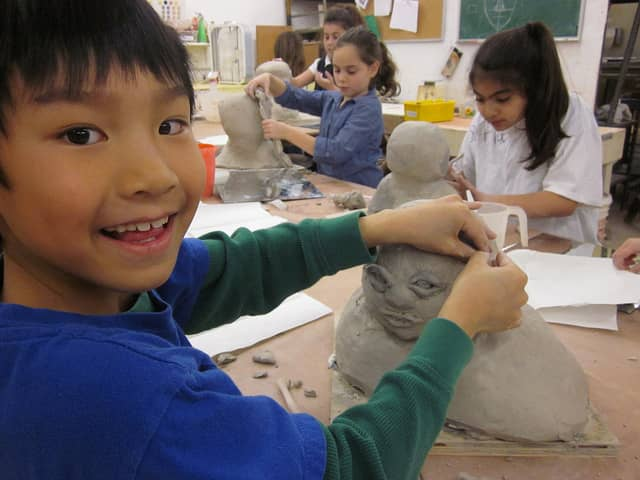Clay classes will be among the offerings at this summer's ArtsWestchester arts mini-camps.