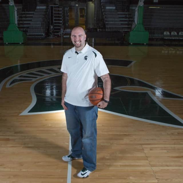Anthony Ianni, an MSU basketball diagnosed with Autism, will be featured throughout the Relentless Tour on April 28 through April 30.