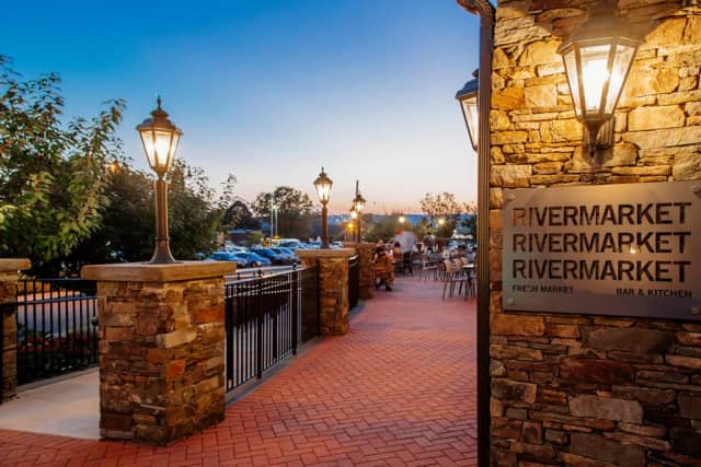 Rivermarket Bar & Kitchen in Tarrytown is one reason why the town won top foodie honors.