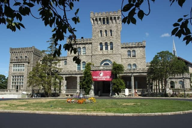 Manhattanville's beautiful campus is conveniently located in Purchase, N.Y…just 20 minutes from Stamford CT and 30 minutes from New York City.