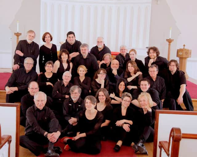 The Charis CHamber Voices
