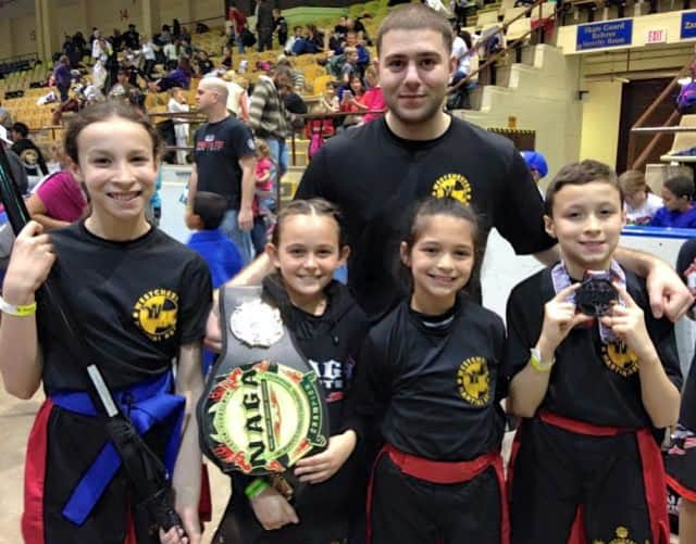 Westchester Martial Arts students students earned honors at the NAGA conference.