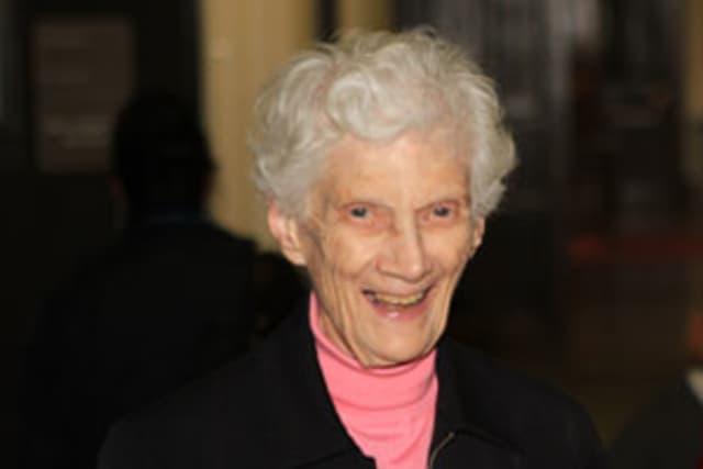 Sister St. John Delany.