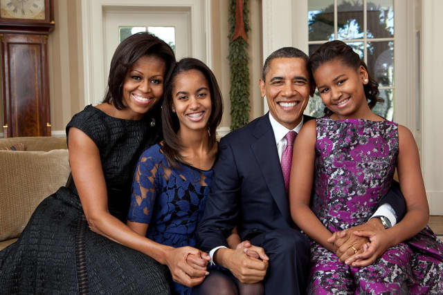 President Barack Obama and his family could be heading for the New York City area once they leave the White House, according to pagesix.com.