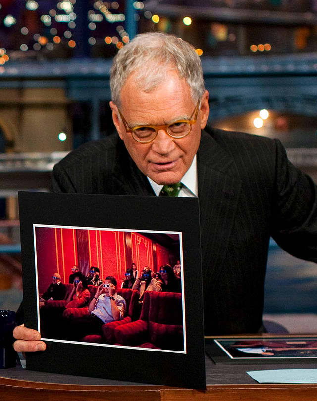 "After 33 years, North Salem's David Letterman of ""Late Show"" fame will soon be going off the air, The New York Times reported."