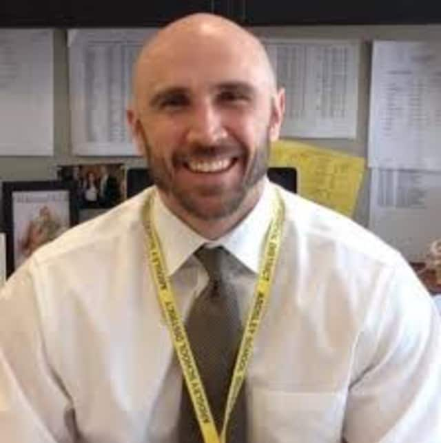 Rudy Arietta will serve as the new principal at Ardsley High School.