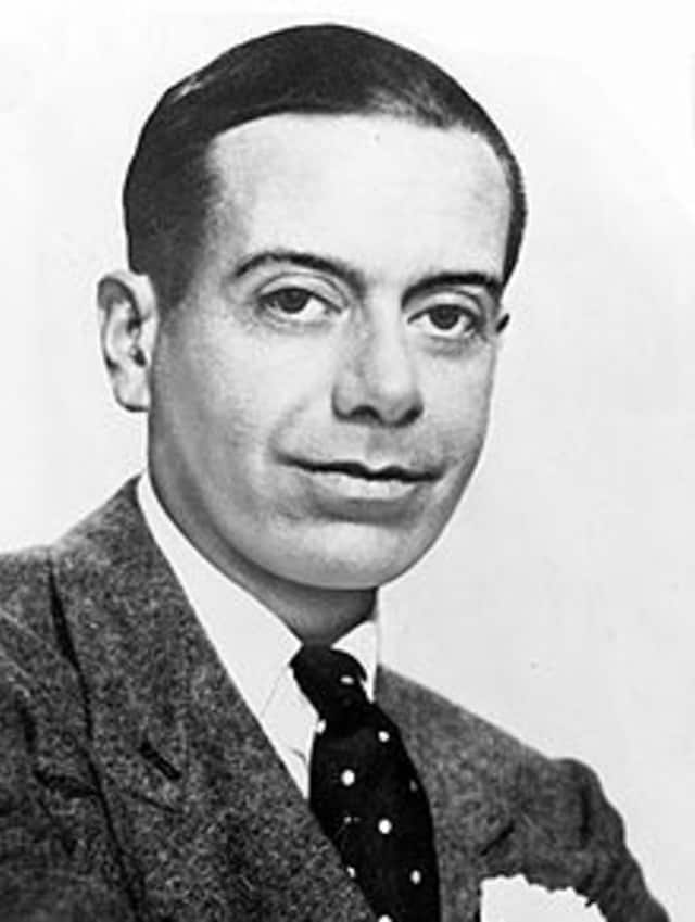 The Great American Songbook: Cole Porter will be on May 3.