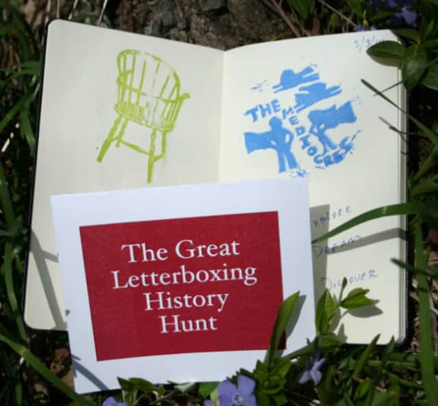 History seekers are encouraged to take part in the Second Annual Great Letterboxing History Hunt from May 15-31 throughout Fairfield County.
