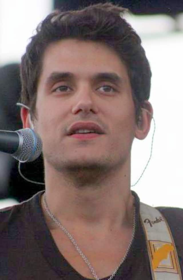 Fairfield native John Mayer was hospitalized in New Orleans to undergo an emergency appendectomy,