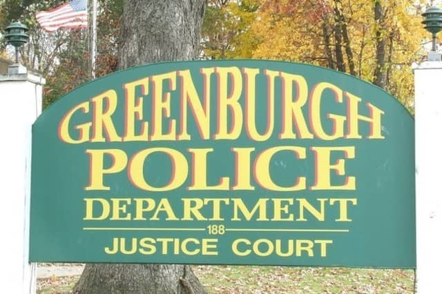 A Greenburgh Police officer was suspended after allegedly posting a racially insensitive photo on Facebook.