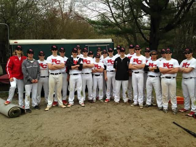 The New Canaan High School baseball will run a Spartan Race Sunday at Citi Field in New York to raise money for the Multiple Myeloma Research Foundation.