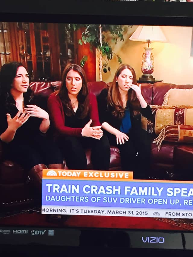 Ellen Brody's three daughters were interviewed in March for NBC's Today Show.