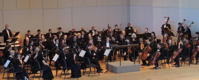 The Norwalk Youth Symphony will perform a Mother's Day concert on Sunday.