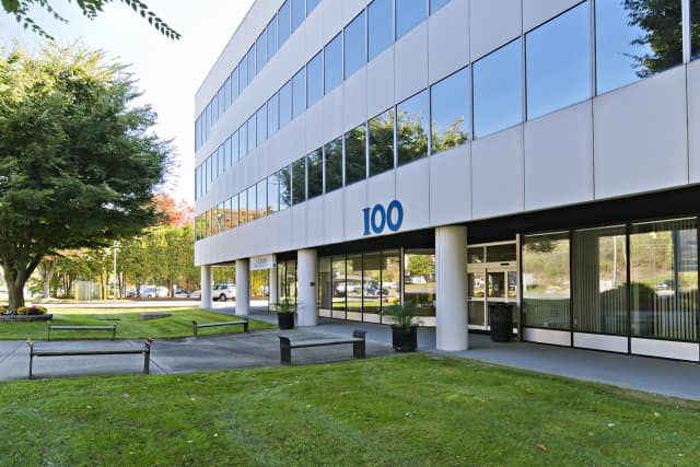 The building at 100 Mill Plain Road in Danbury has sold for $12.4 million.