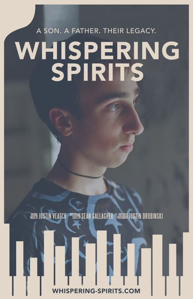 """""""Whispering Spirits,"""" a film about Yorktown teenager Justin Veatch who died from a drug overdose, will be shown May 14 at Hendrick Hudson High School."""