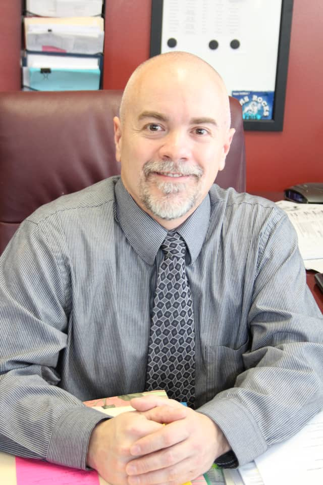 Carmel Central School District Superintendent Andy Irvin.