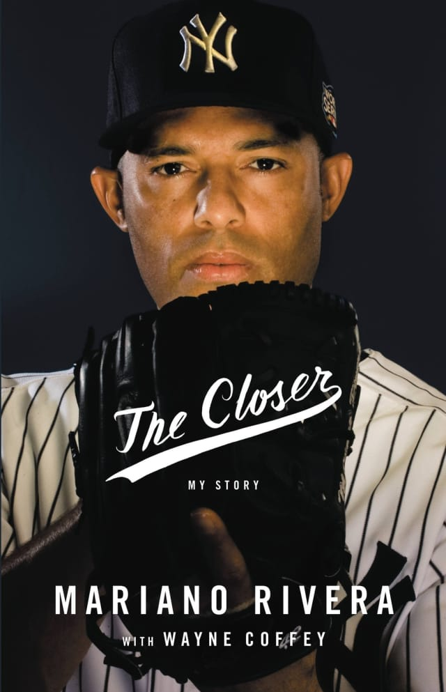 """Mariano Rivera will sign copies of his autobiography, """"The Closer,"""" at the New Rochelle Public Library."""