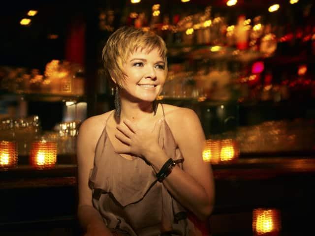 Jazz artist Karrin Allyson will perform Sunday at The Ridgefield Playhouse.