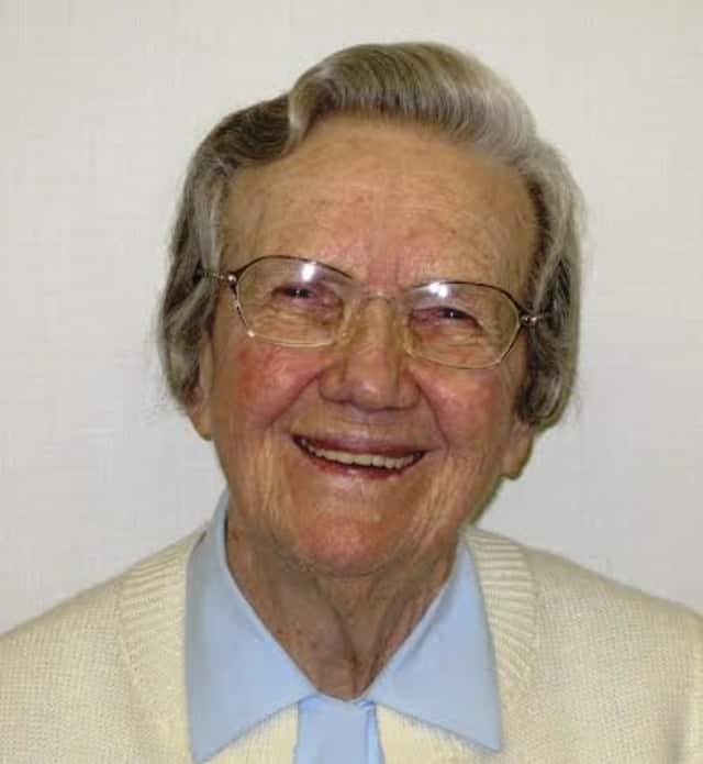 Sister Theresa Marie Maksym