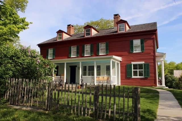 The home of J. Alden Weir.
