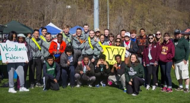 The Woodlands Pioneer Team participated in the Hudson Valley Special Olympics Spring Games.