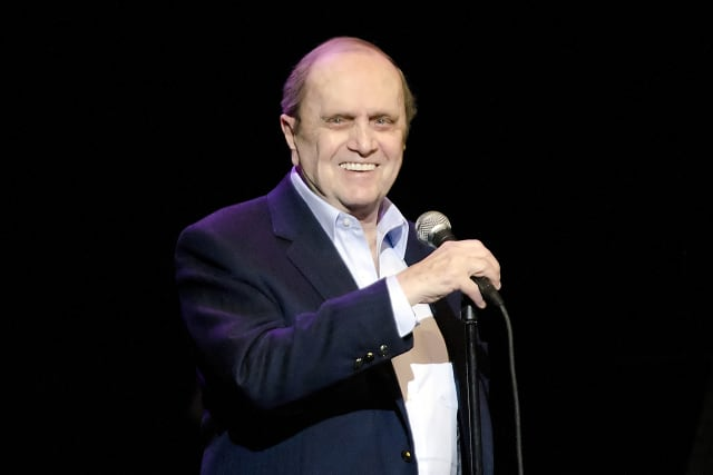 Bob Newhart has been entertaining audiences for more than 50 years.